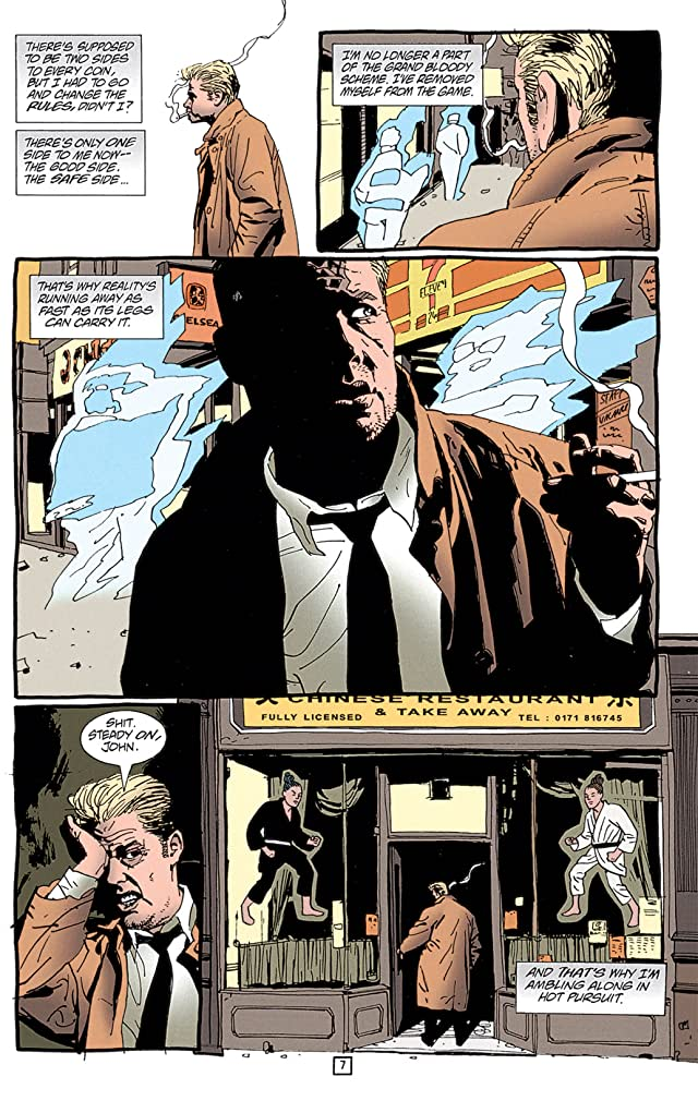 click for super-sized previews of Hellblazer #102