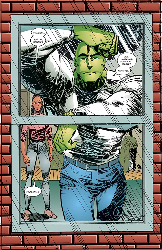 click for super-sized previews of Savage Dragon #65