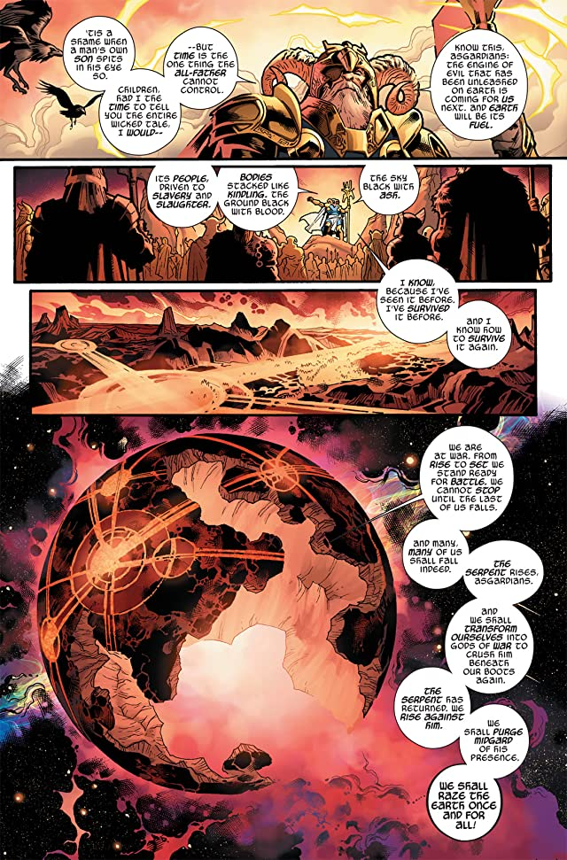 click for super-sized previews of Fear Itself #2