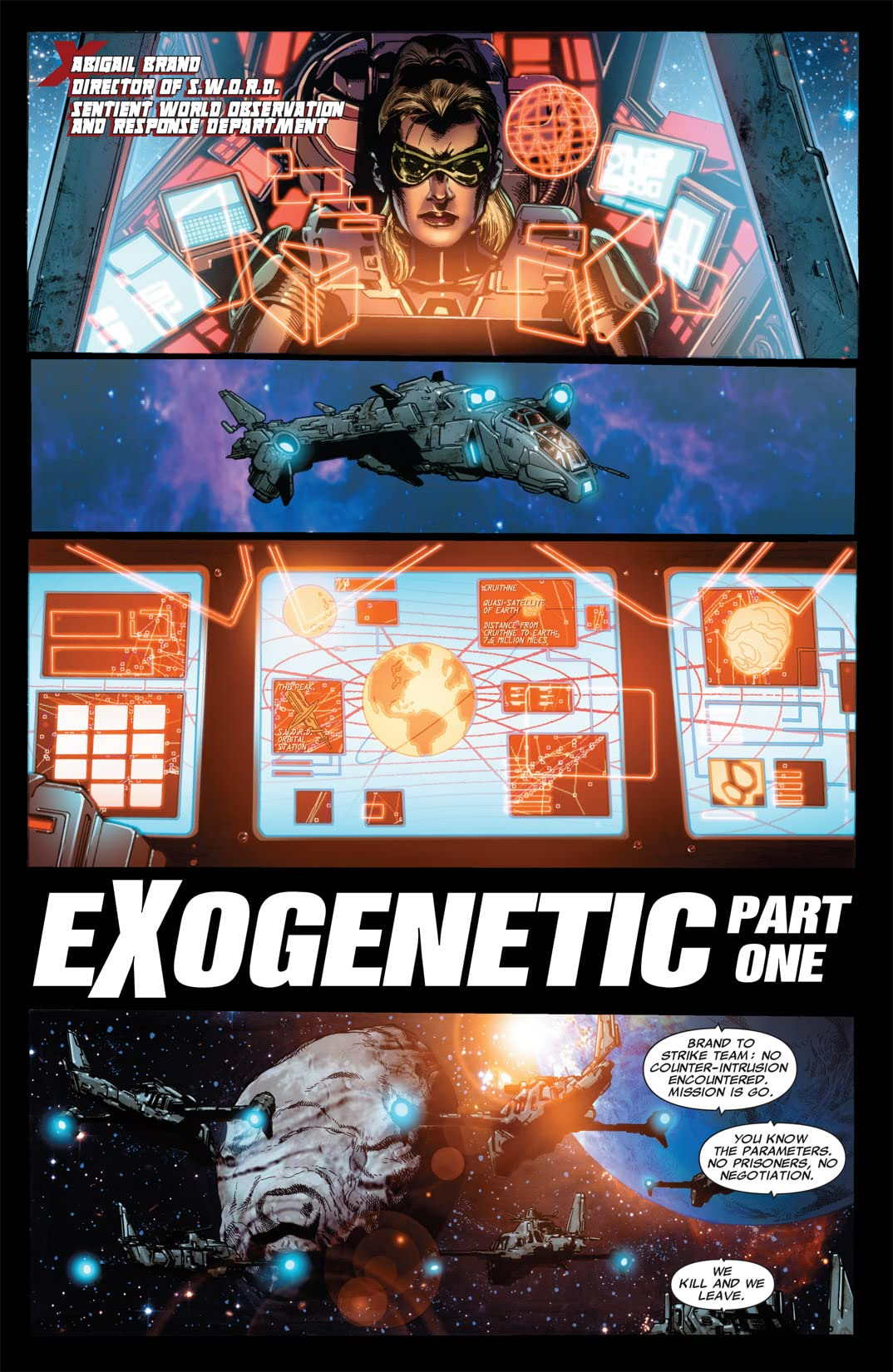 Astonishing X-Men (2004-2013) #31