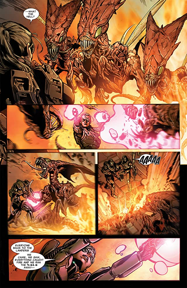click for super-sized previews of Astonishing X-Men (2004-2013) #31