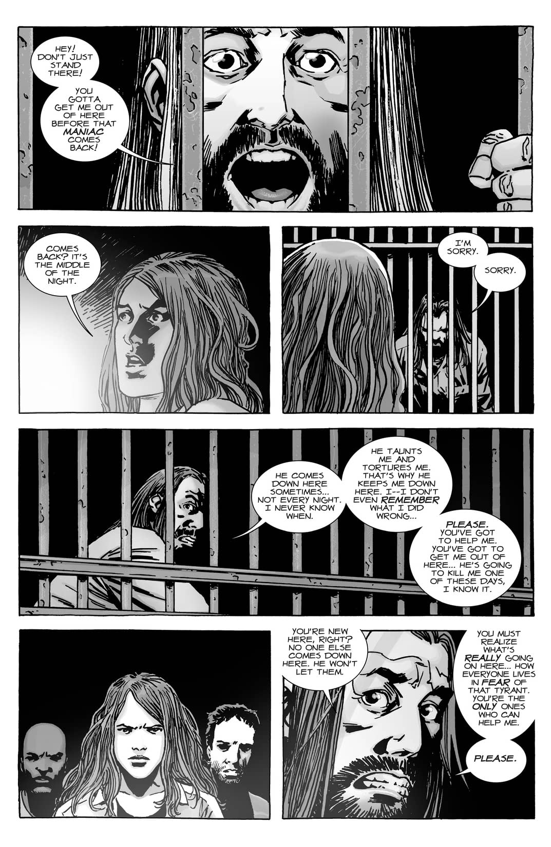 The Walking Dead #130