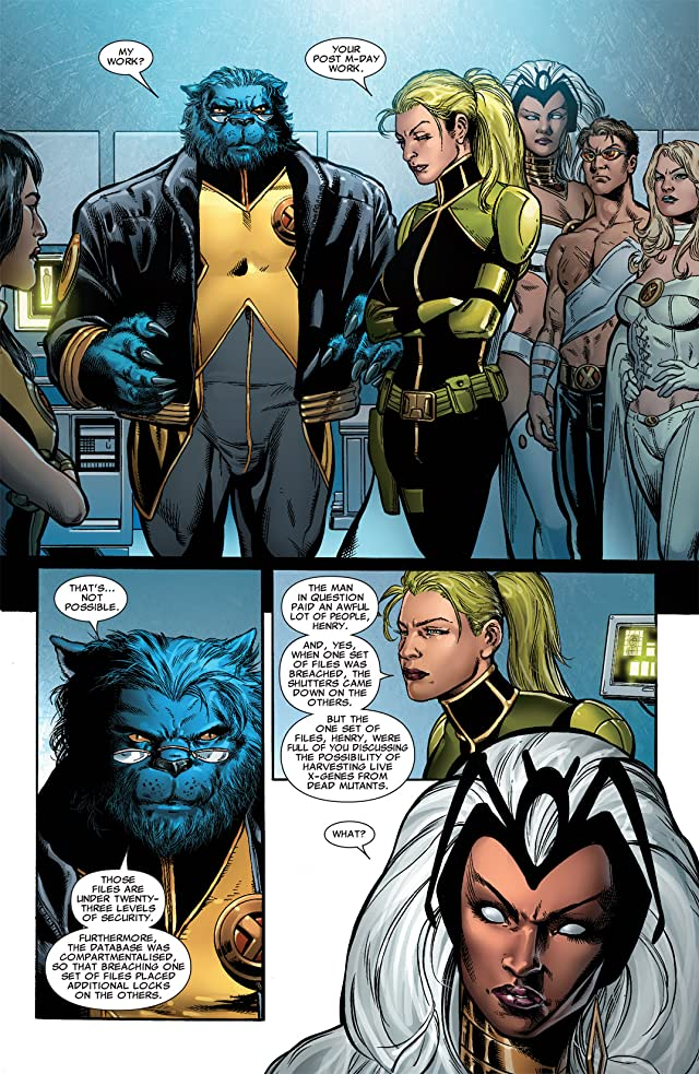 click for super-sized previews of Astonishing X-Men (2004-2013) #33