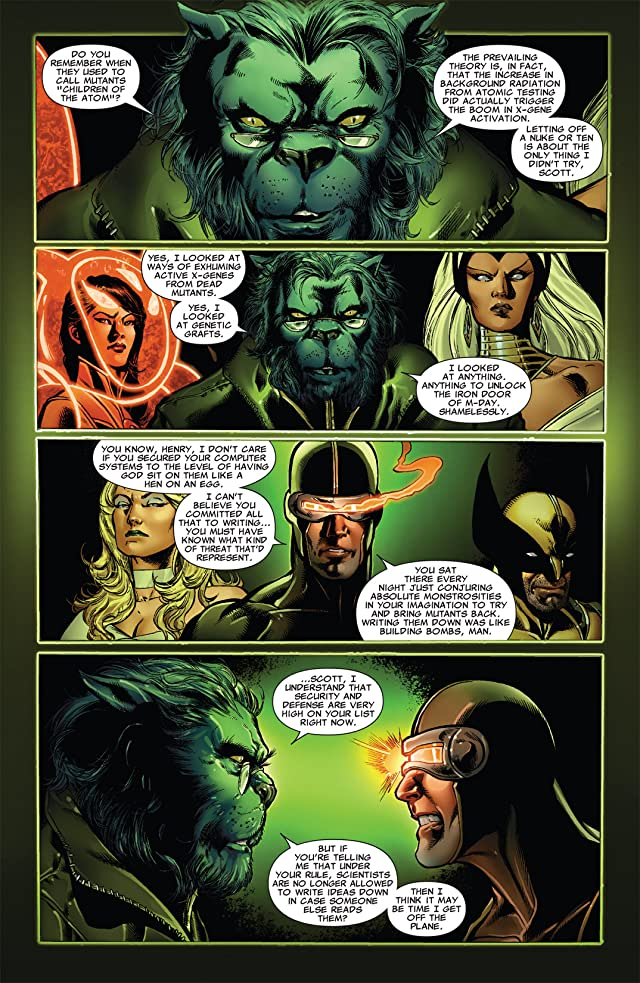 click for super-sized previews of Astonishing X-Men (2004-2013) #34