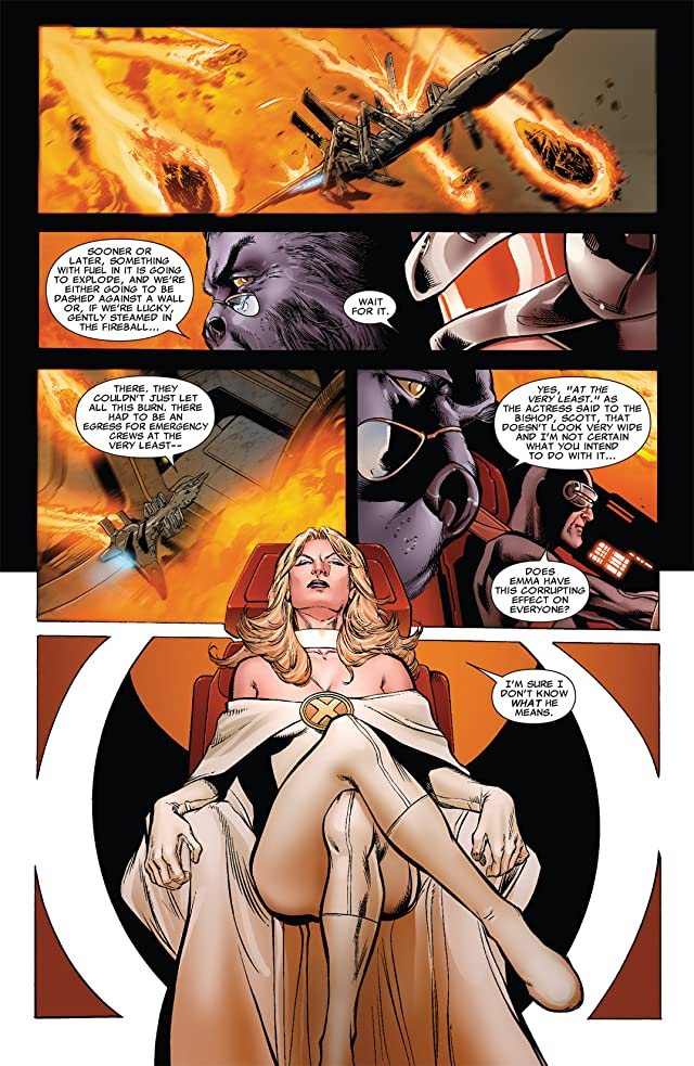 click for super-sized previews of Astonishing X-Men (2004-2013) #35