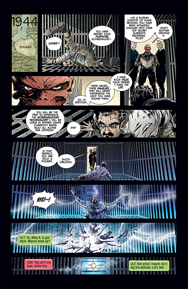click for super-sized previews of Vengeance #2