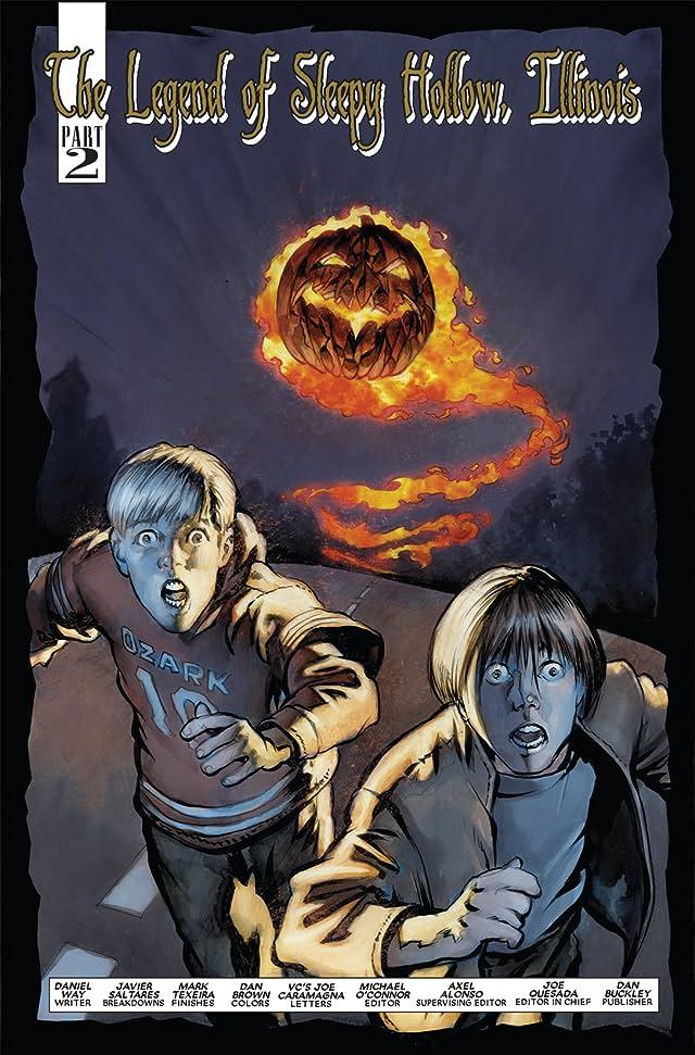 Ghost Rider (2006-2009) #9