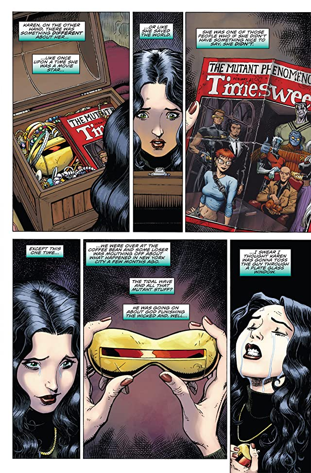 click for super-sized previews of Ultimate Comics X #2