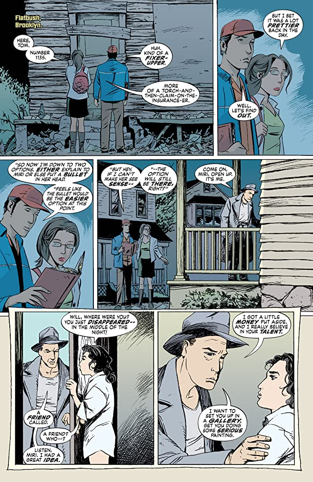 click for super-sized previews of The Unwritten #29