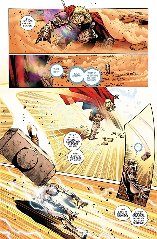 click for super-sized previews of The Mighty Thor (2011-2012) #5