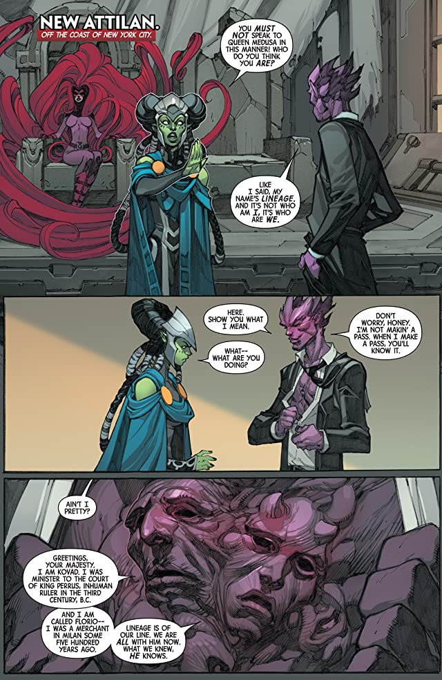 click for super-sized previews of Inhuman #3