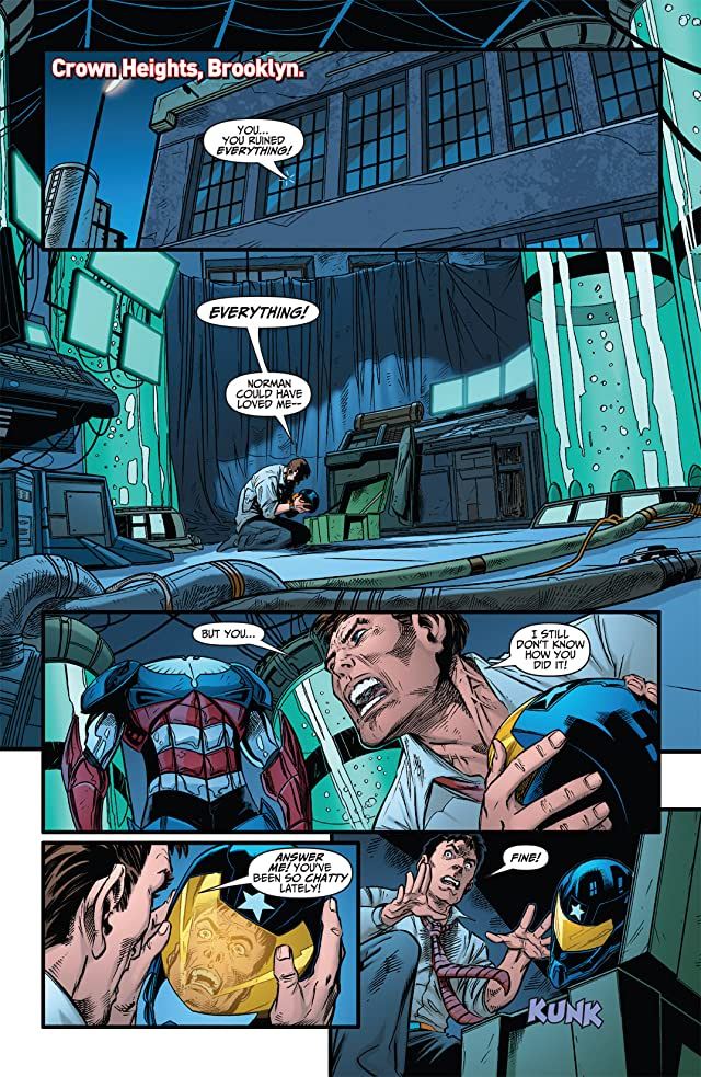 click for super-sized previews of Amazing Spider-Man Presents: American Son #3