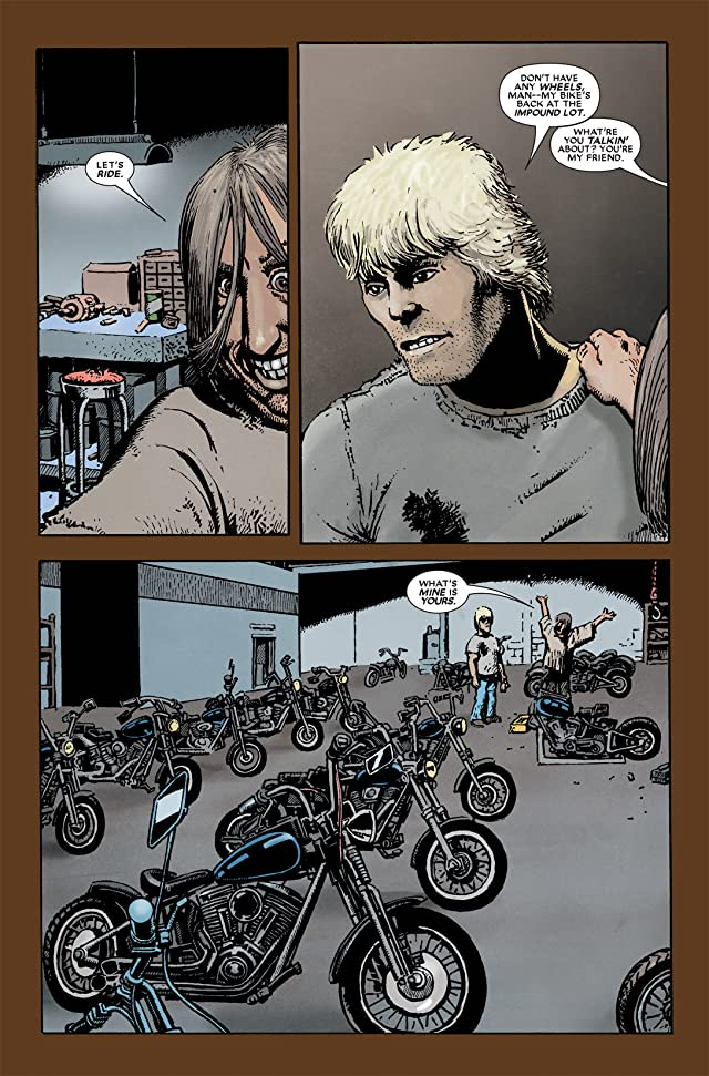 click for super-sized previews of Ghost Rider (2006-2009) #7