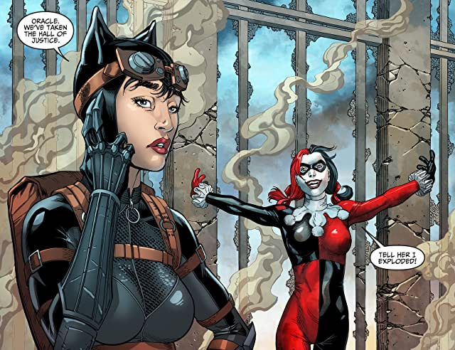 click for super-sized previews of Injustice: Gods Among Us: Year Two (2014-) #19