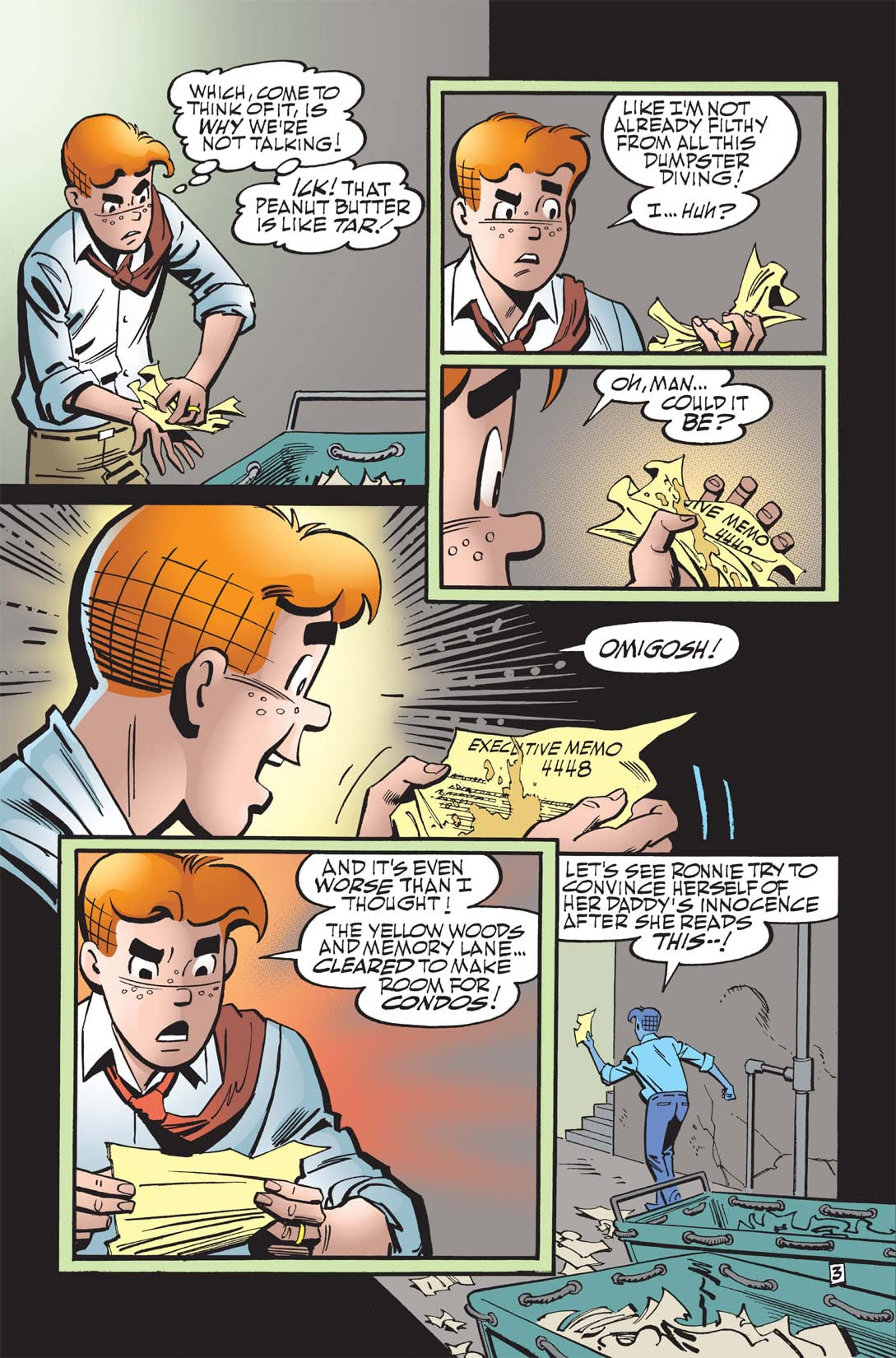 Archie Marries Veronica #5
