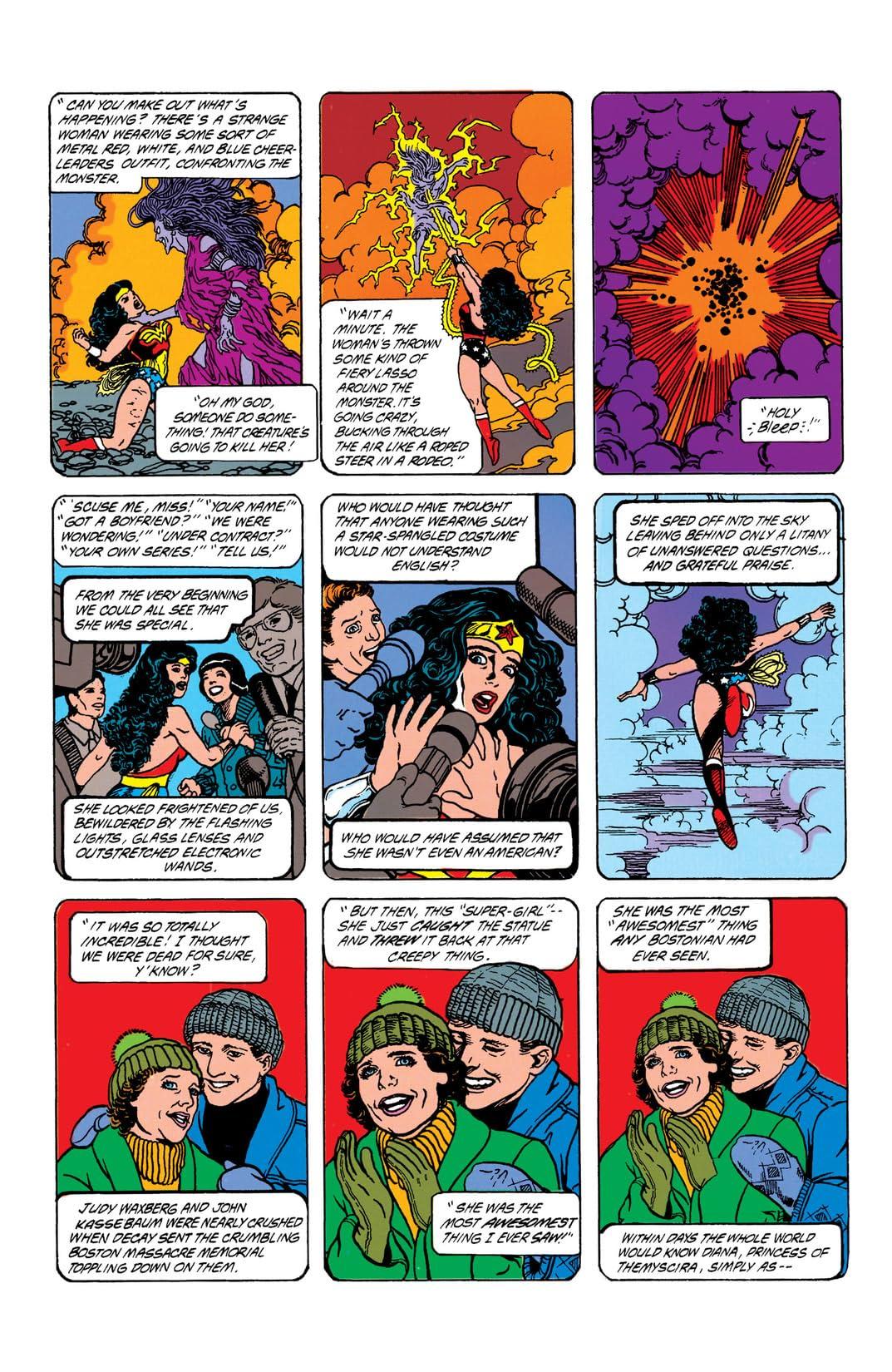 Wonder Woman (1987-2006) #49