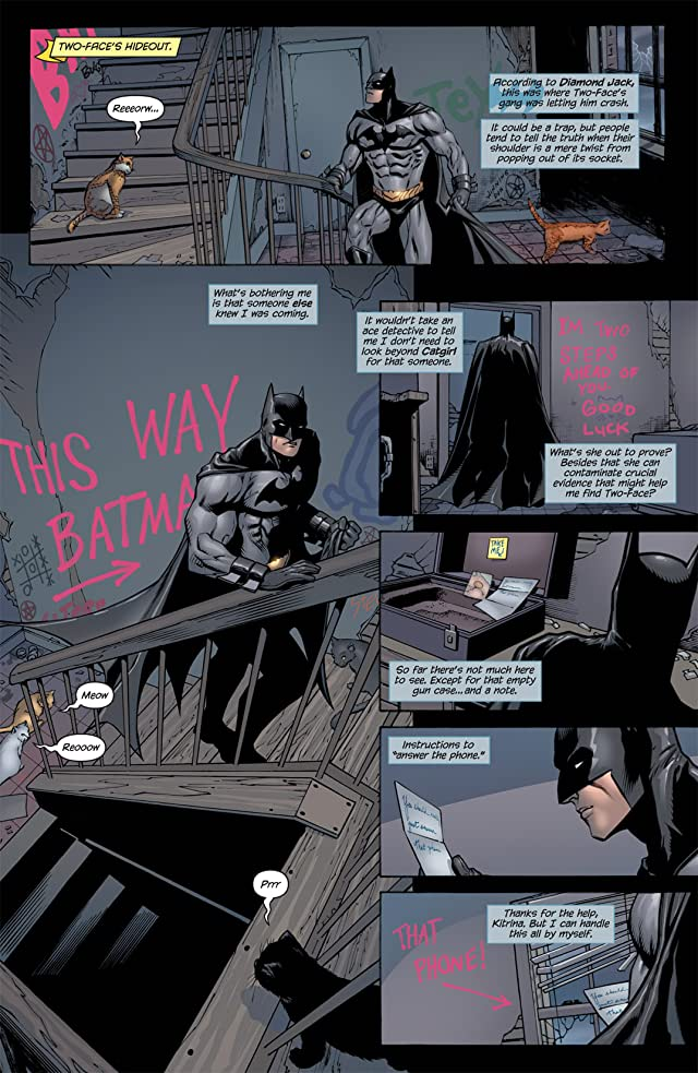 click for super-sized previews of Batman (1940-2011) #711