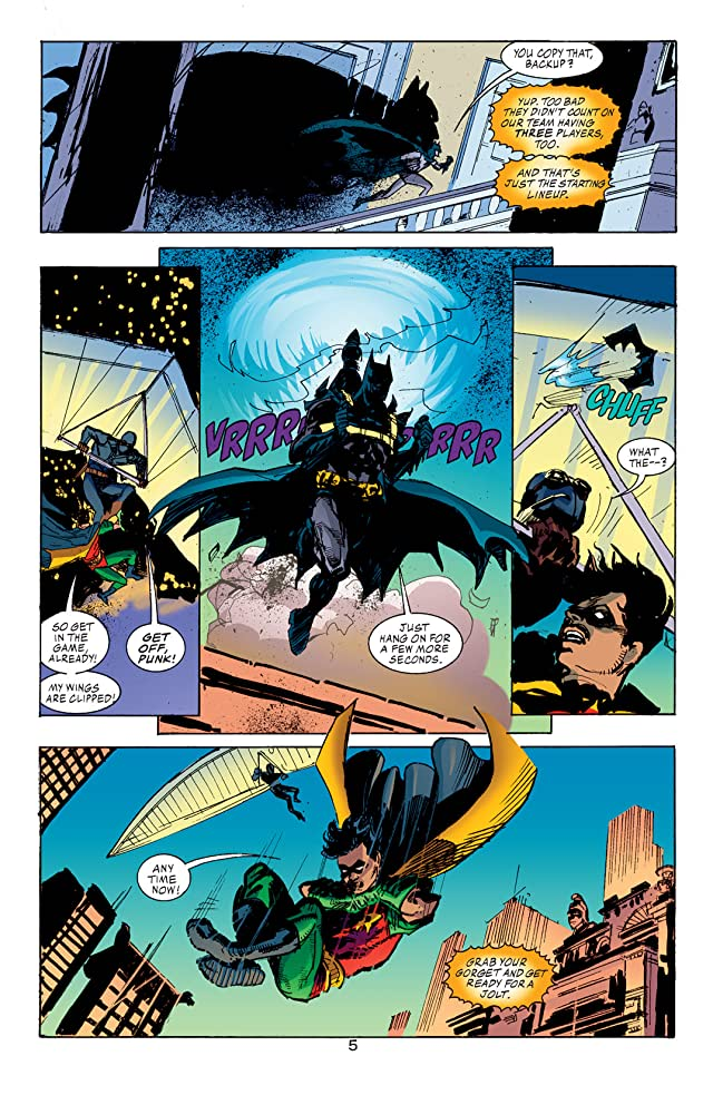 Batman: Gotham Knights #33