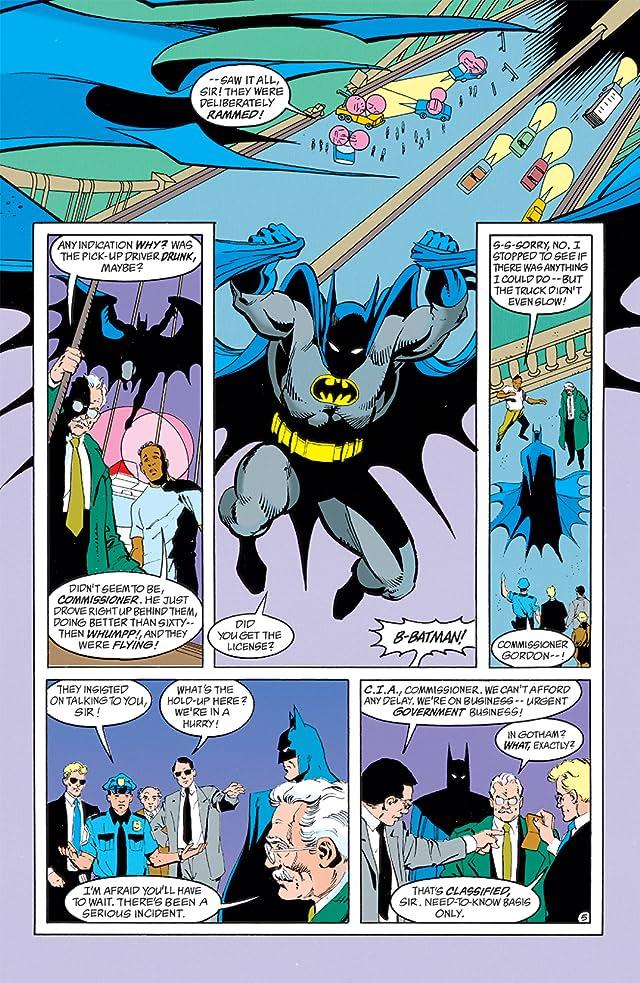 Batman: Shadow of the Bat #6