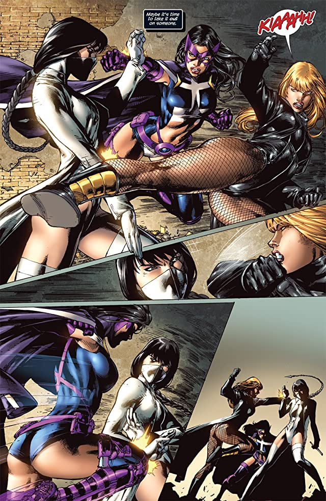 Birds of Prey (2010-2011) #2