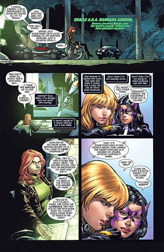 click for super-sized previews of Birds of Prey (2010-2011) #3