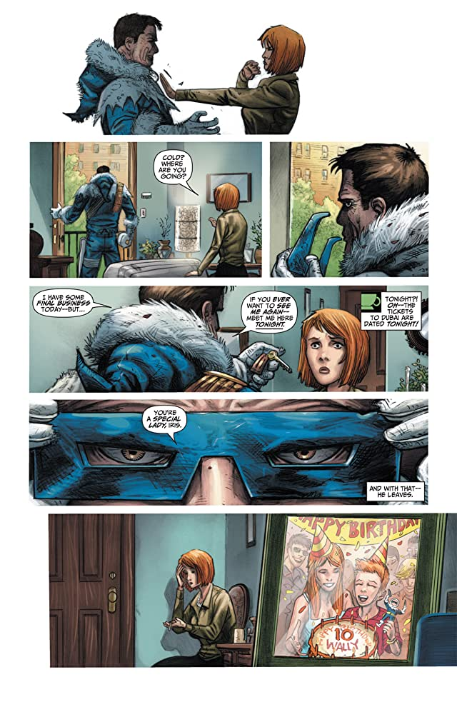 click for super-sized previews of Flashpoint: Citizen Cold #3