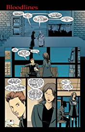 The Unwritten #21