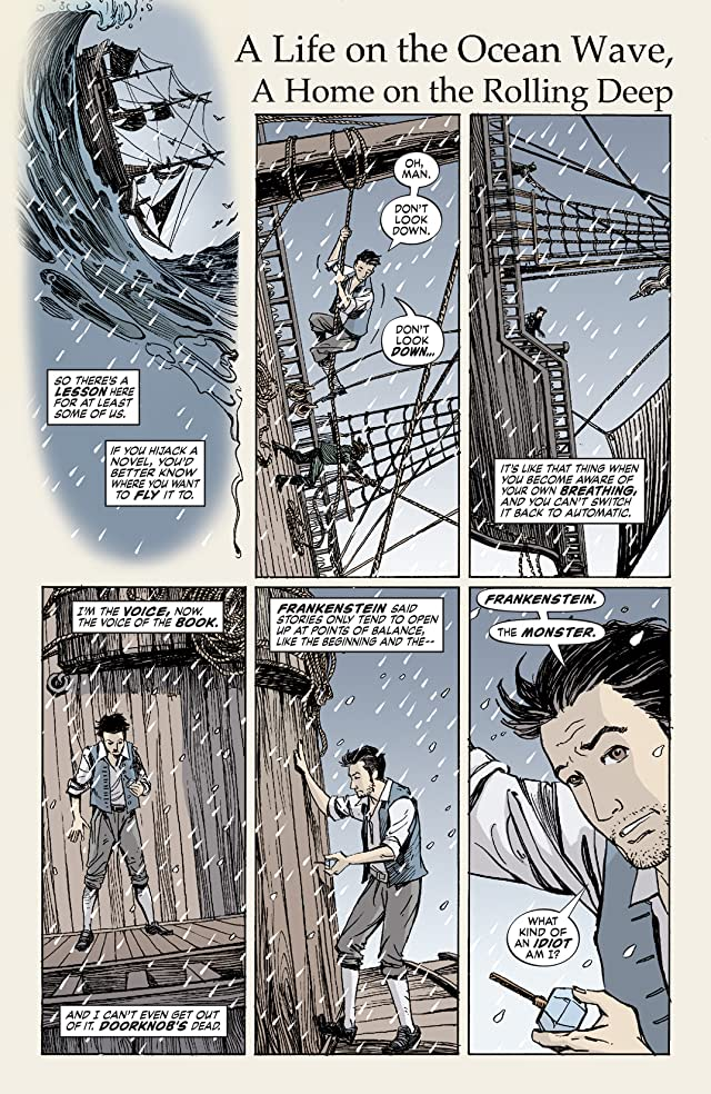 The Unwritten #22