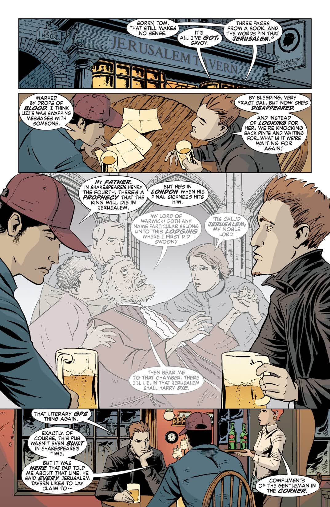 The Unwritten #15