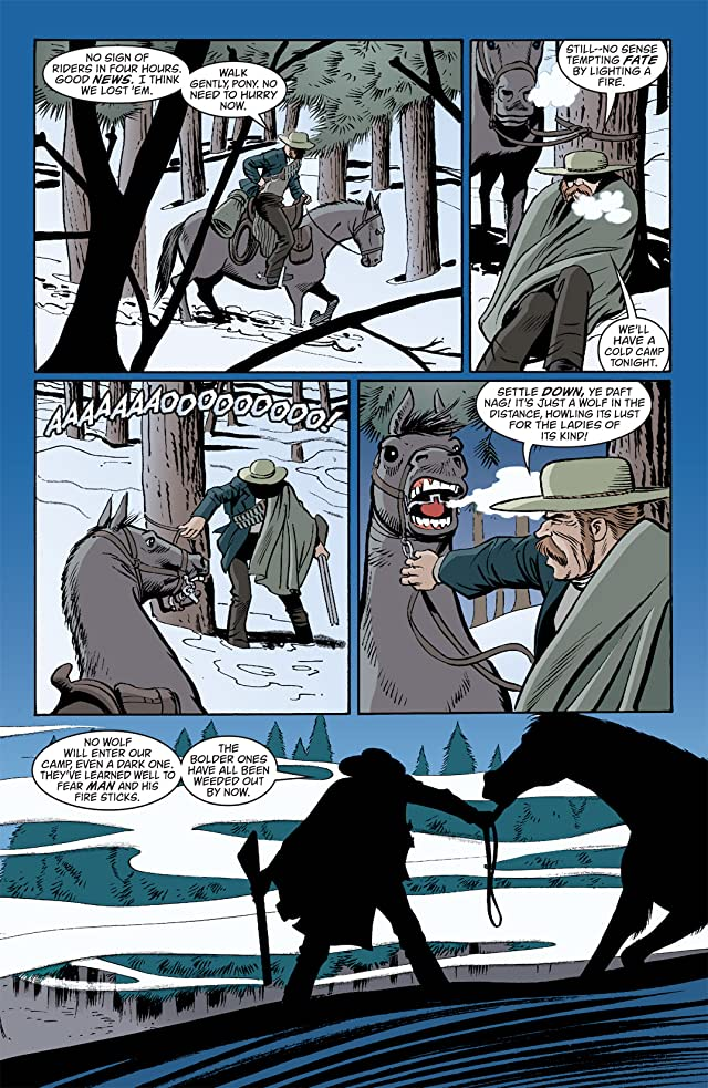 click for super-sized previews of Jack of Fables #24