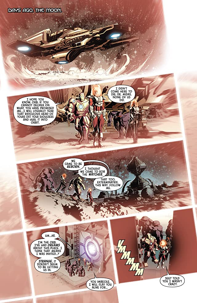 click for super-sized previews of Original Sin #7: Special Edition - Digital Exclusive