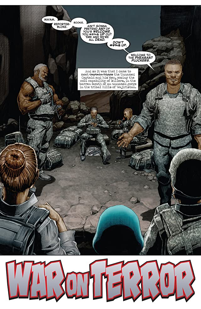 click for super-sized previews of X-Force (2014-) #8