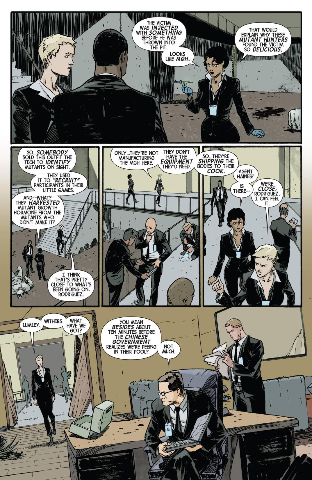 Magneto (2014-2015) #8