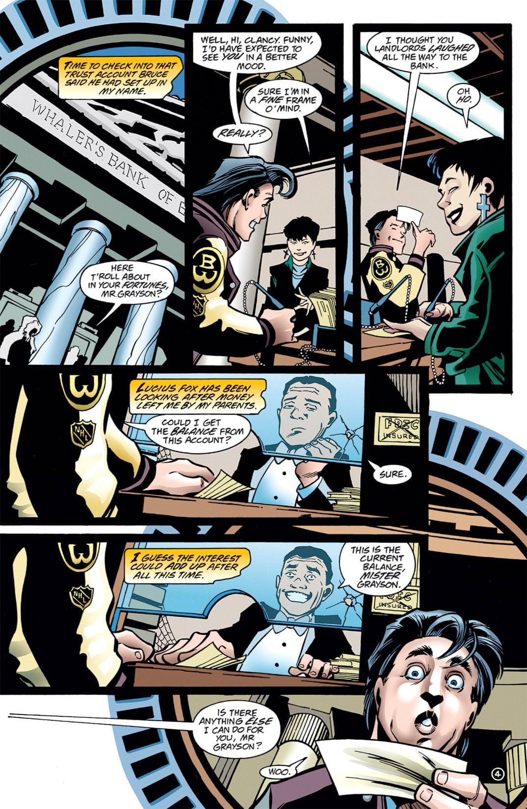 Nightwing (1996-2009) #16