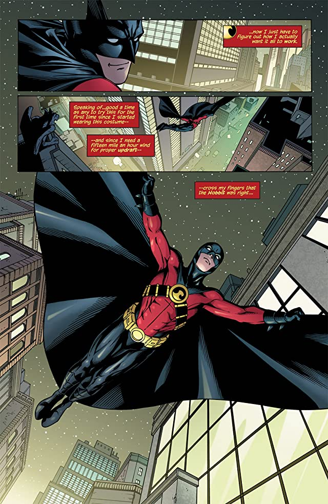click for super-sized previews of Red Robin #13