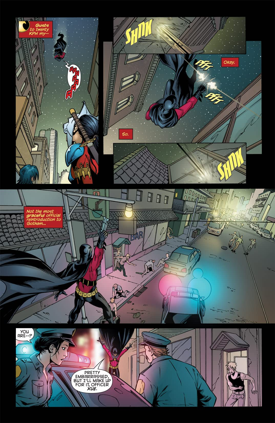 Red Robin #13
