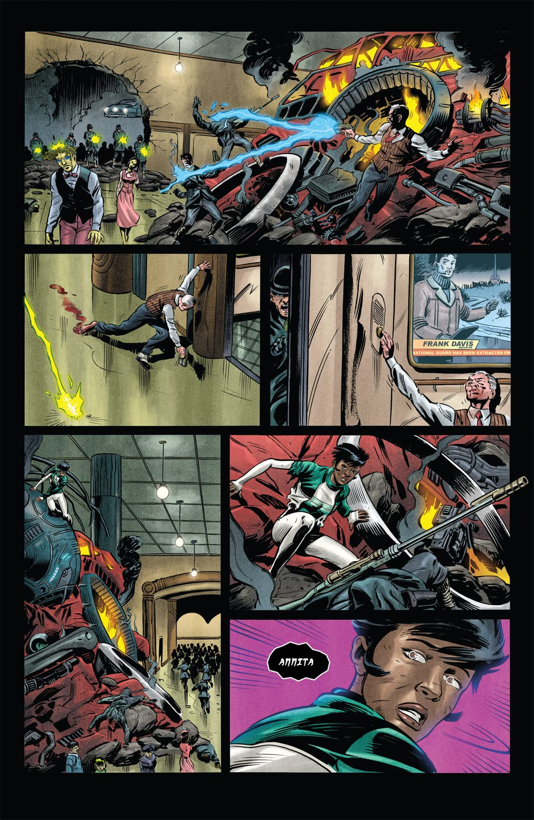 The Overman #5 (of 5)