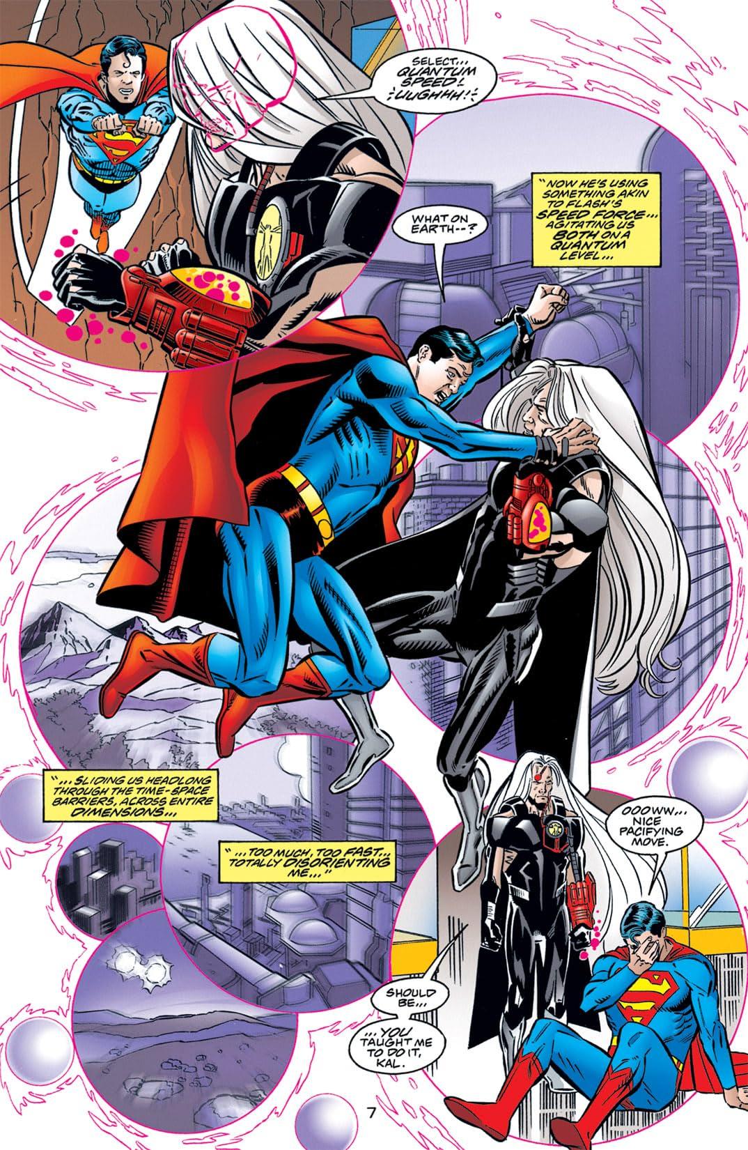 Adventures of Superman (1986-2006) #1000000