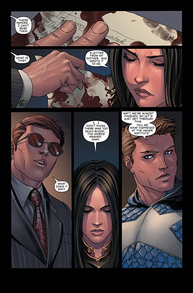 click for super-sized previews of X-23: Target X #6