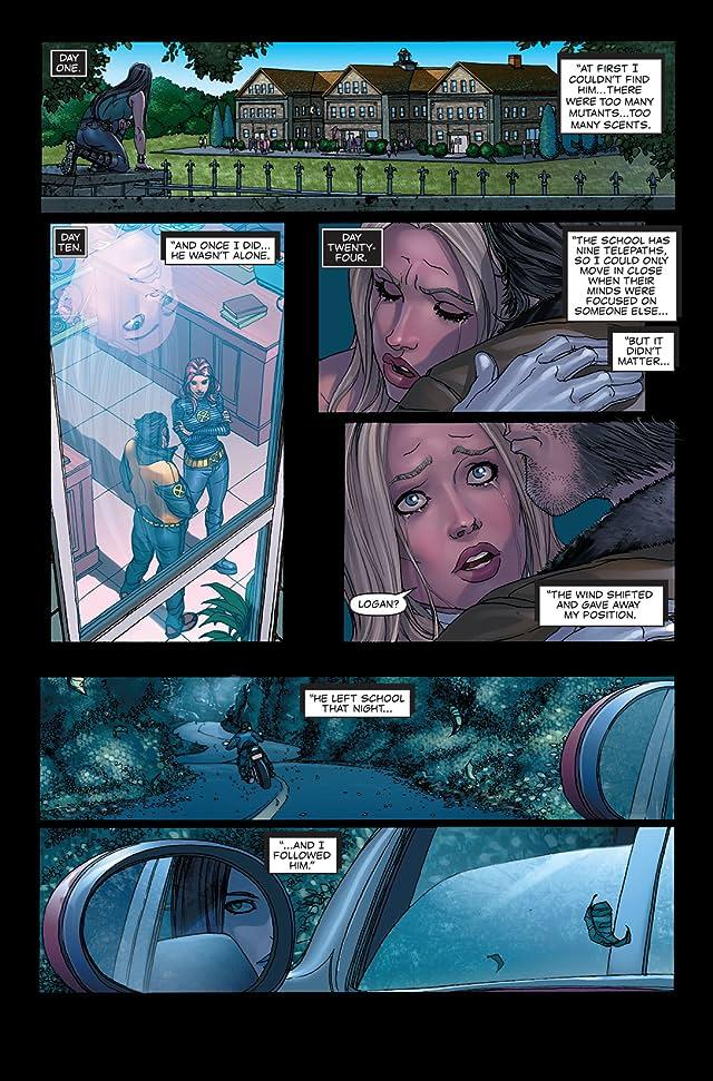 X-23: Target X #6 (of 6)