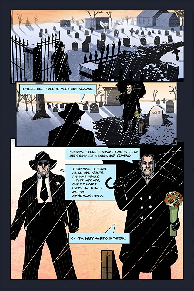 click for super-sized previews of Noir City #2