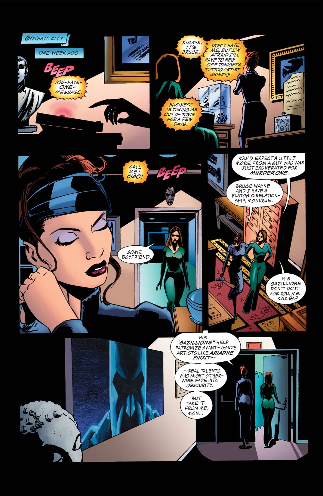 Batman: Gotham Knights #34