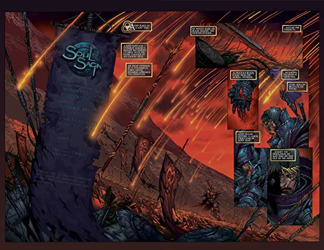 click for super-sized previews of Soul Saga #3