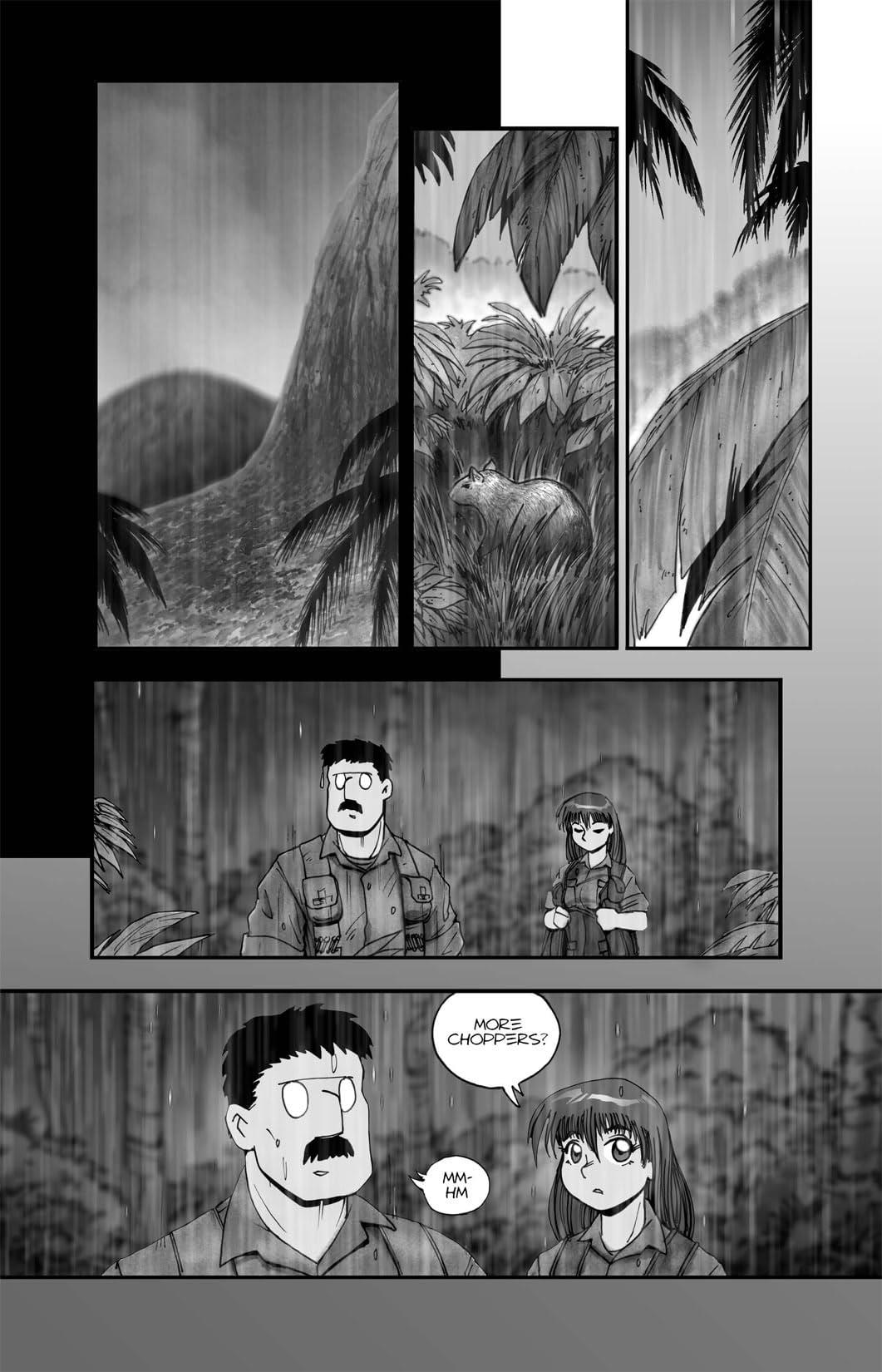 Twilight X Storm #7