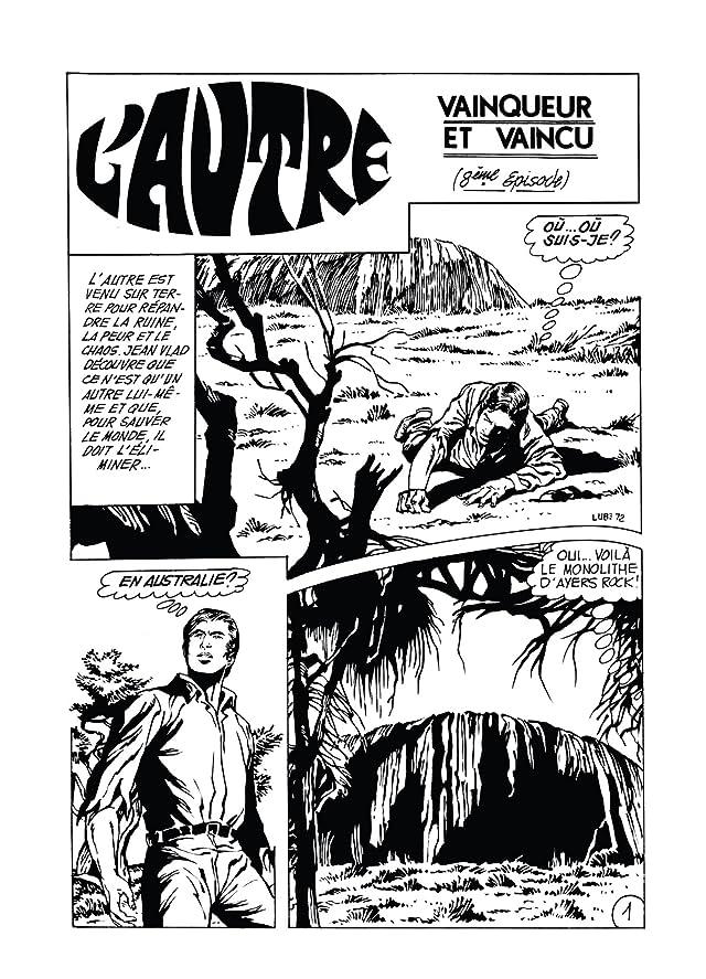 click for super-sized previews of WAMPUS II: L'AUTRE Vol. 19: Vainqueurs et vaincus