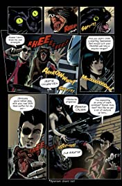 Argent Starr: Tales From the Archives #1