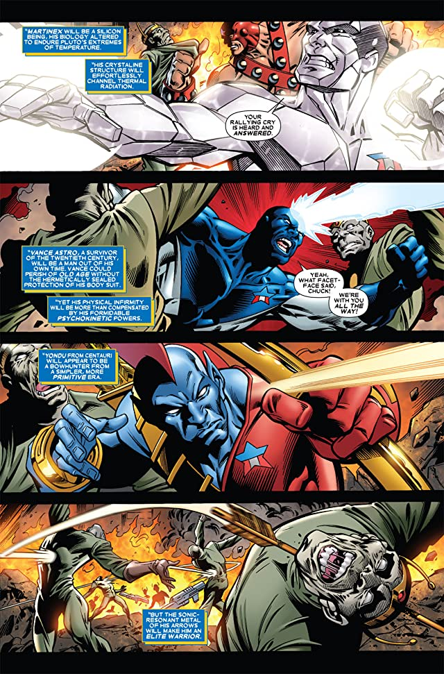 click for super-sized previews of Guardians of the Galaxy (2008-2010) #7