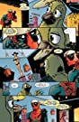 click for super-sized previews of Deadpool (2008-2012) #14