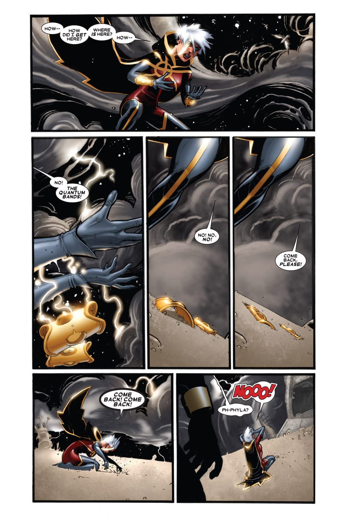 Guardians of the Galaxy (2008-2010) #11