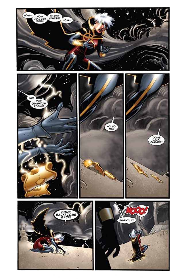 click for super-sized previews of Guardians of the Galaxy (2008-2010) #11